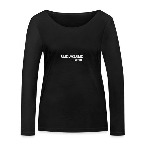 Techno - Frauen Bio-Langarmshirt von Stanley & Stella