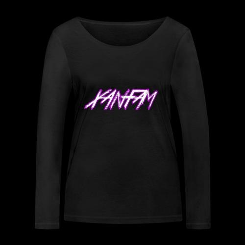 XANFAM (FREE LOGO) - Frauen Bio-Langarmshirt von Stanley & Stella