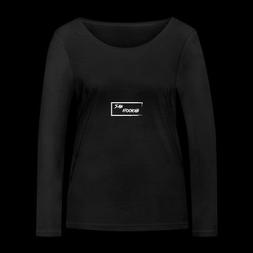 Design 2 - Frauen Bio-Langarmshirt von Stanley & Stella
