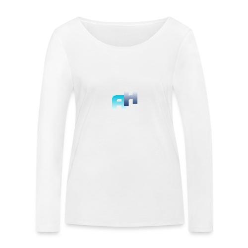 Logo-1 - Maglietta a manica lunga ecologica da donna di Stanley & Stella