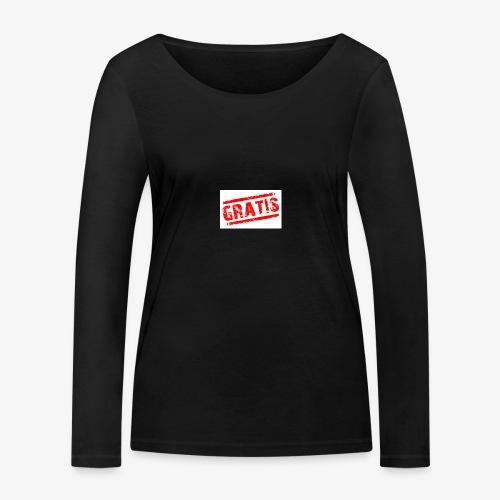 verkopenmetgratis - Vrouwen bio shirt met lange mouwen van Stanley & Stella