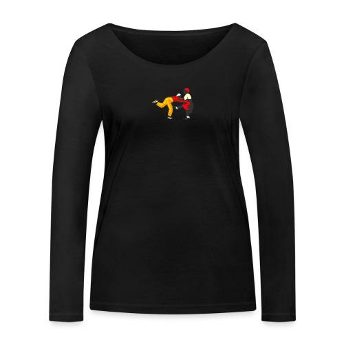 Do the Lindy Liten - Ekologisk långärmad T-shirt dam från Stanley & Stella