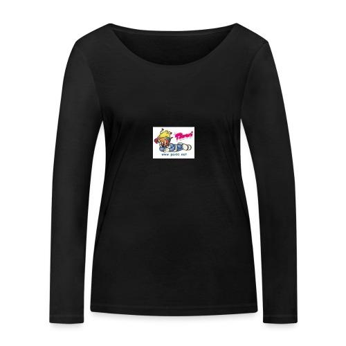 panki sticker neu - Frauen Bio-Langarmshirt von Stanley & Stella