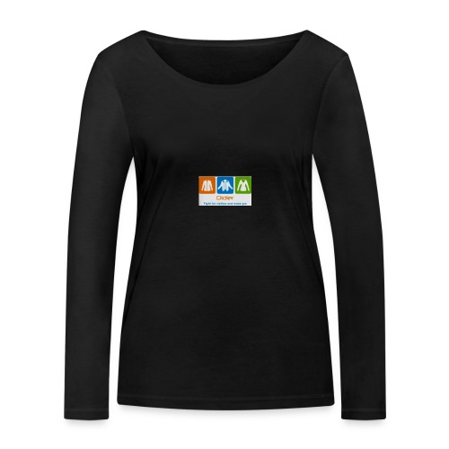 IMG 3596 - Økologisk Stanley & Stella langærmet T-shirt til damer