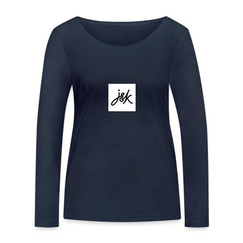 J K - Women's Organic Longsleeve Shirt by Stanley & Stella