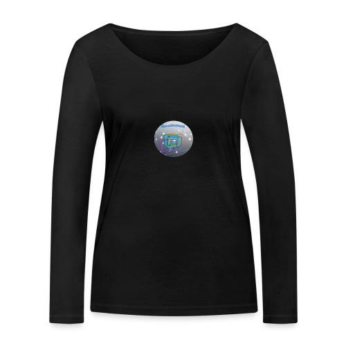 tcs logo - Women's Organic Longsleeve Shirt by Stanley & Stella