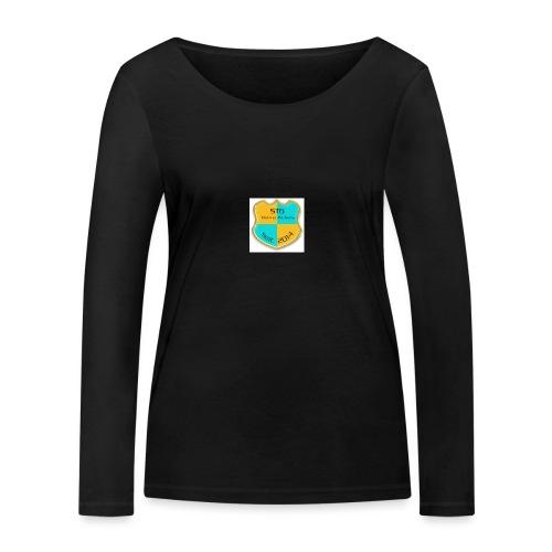 STG Vienna Kickers Logo - Frauen Bio-Langarmshirt von Stanley & Stella