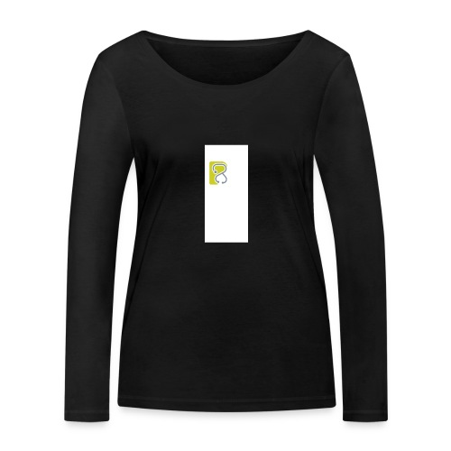 LogoTS - Frauen Bio-Langarmshirt von Stanley & Stella