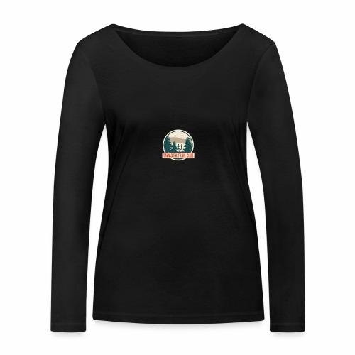 Tawastia Trail Logo - Stanley & Stellan naisten pitkähihainen luomupaita