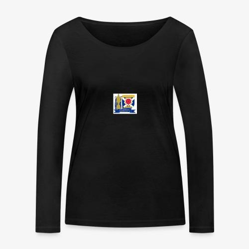 MFCSC Champions Artwork - Women's Organic Longsleeve Shirt by Stanley & Stella