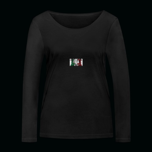 hardcore1 - T-shirt manches longues bio Stanley & Stella Femme
