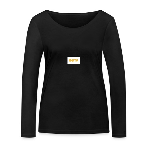 BGTV - Women's Organic Longsleeve Shirt by Stanley & Stella