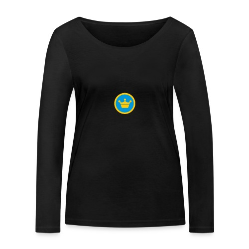 foursquare supermayor - Camiseta de manga larga ecológica mujer de Stanley & Stella