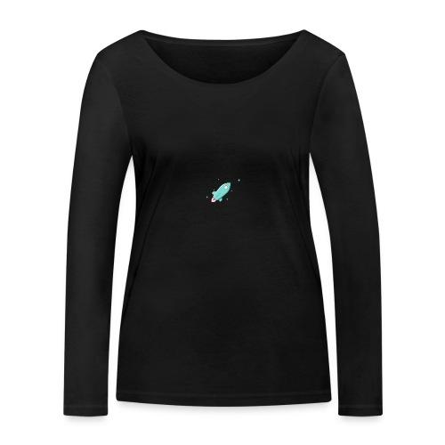 rocket - Women's Organic Longsleeve Shirt by Stanley & Stella