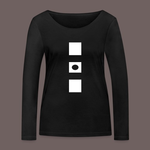 GBIGBO zjebeezjeboo - Rock - Blocs 3 - T-shirt manches longues bio Stanley & Stella Femme