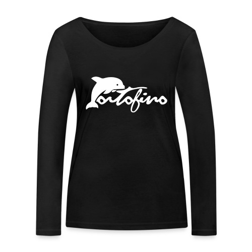portofino 2019 WHITE - Women's Organic Longsleeve Shirt by Stanley & Stella