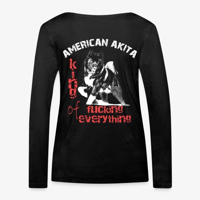 American Akita - King of fucking everything