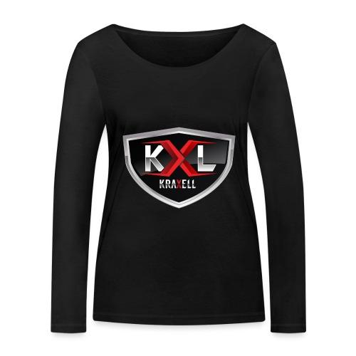Kraxell - Frauen Bio-Langarmshirt von Stanley & Stella
