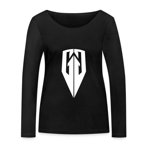 Kingdom Customs Shop Tee Womens - Women's Organic Longsleeve Shirt by Stanley & Stella