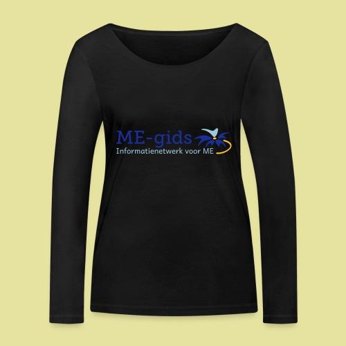 logomegids - Vrouwen bio shirt met lange mouwen van Stanley & Stella