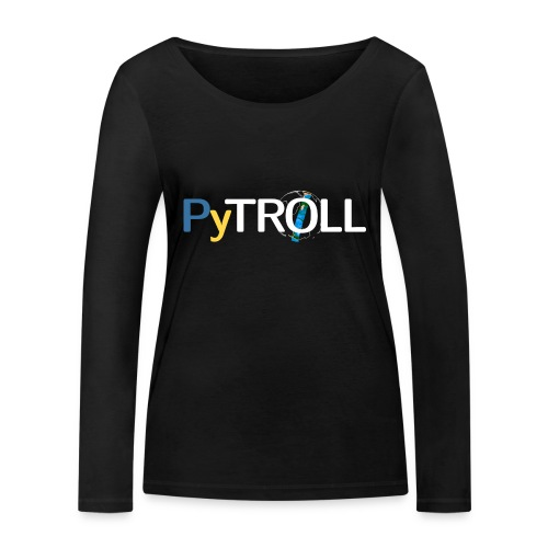 pytröll - Women's Organic Longsleeve Shirt by Stanley & Stella