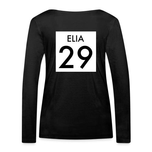 29 ELIA - Frauen Bio-Langarmshirt von Stanley & Stella