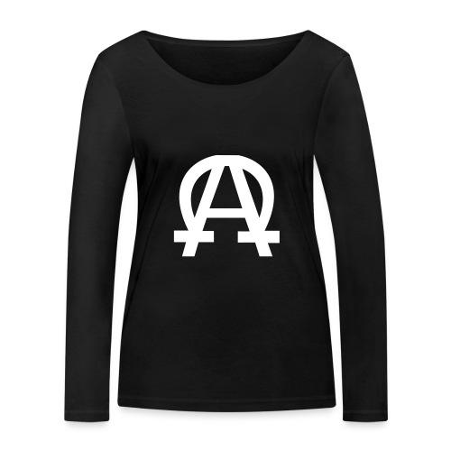 alpha-oméga - T-shirt manches longues bio Stanley & Stella Femme