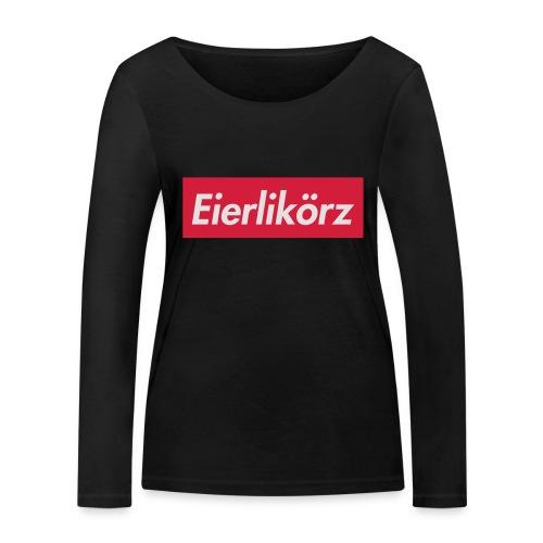 Eierlikörz SSFW 2017 Shirt - Frauen Bio-Langarmshirt von Stanley & Stella