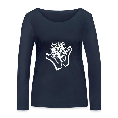 w wahnsinn - Vrouwen bio shirt met lange mouwen van Stanley & Stella