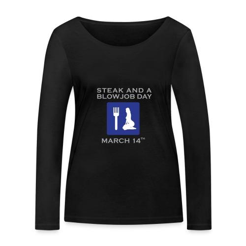 sbjdsign - Women's Organic Longsleeve Shirt by Stanley & Stella
