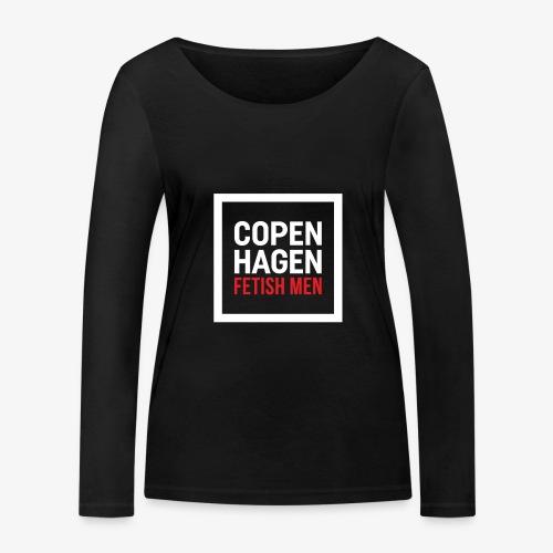 Copenhagen Fetish Men Jacket - Økologisk Stanley & Stella langærmet T-shirt til damer