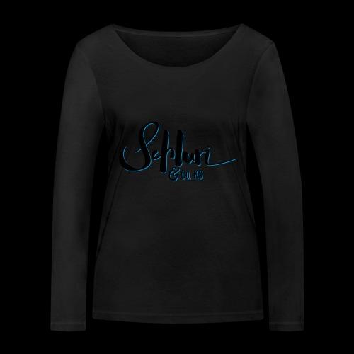 Schluri - Frauen Bio-Langarmshirt von Stanley & Stella