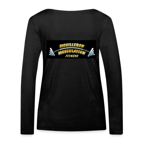 MMN - T-shirt manches longues bio Stanley & Stella Femme