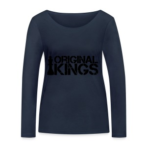 Original Kings - Women's Organic Longsleeve Shirt by Stanley & Stella