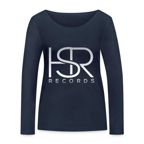 HSR RECORDS - Maglietta a manica lunga ecologica da donna di Stanley & Stella