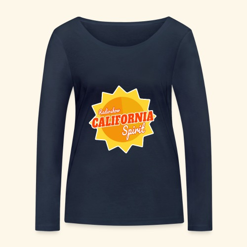 California Spirit Radioshow - T-shirt manches longues bio Stanley & Stella Femme