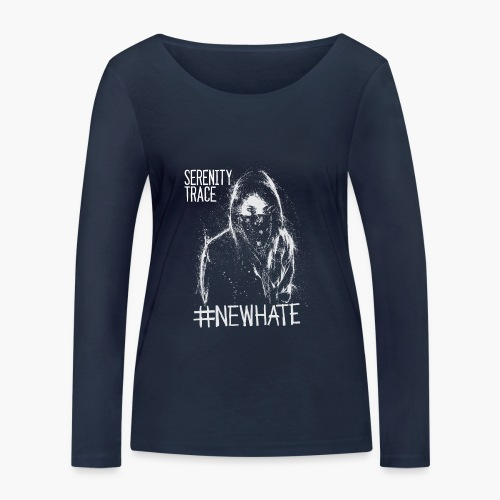 #NewHate Female - Økologisk langermet T-skjorte for kvinner fra Stanley & Stella
