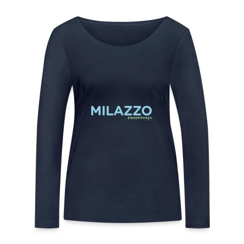 MILAZZO - Maglietta a manica lunga ecologica da donna di Stanley & Stella