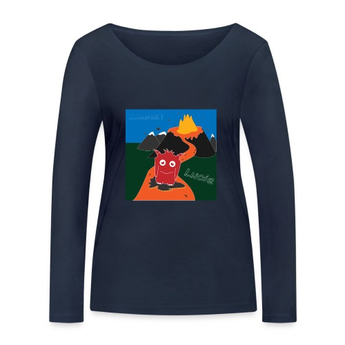 Inferno Lucie - Women's Organic Longsleeve Shirt by Stanley & Stella