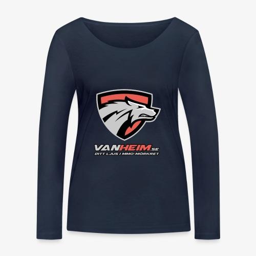 Vanheim Premium - Ekologisk långärmad T-shirt dam från Stanley & Stella