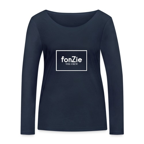 The fonZie Collection - Maglietta a manica lunga ecologica da donna di Stanley & Stella