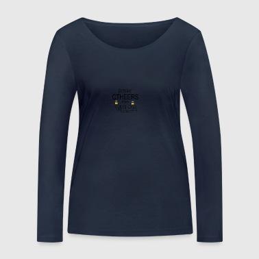 Skål For Øl - Økologisk langermet T-skjorte for kvinner fra Stanley & Stella