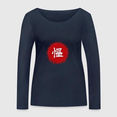 zły - Ekologiczna koszulka damska z długim rękawem Stanley & Stella