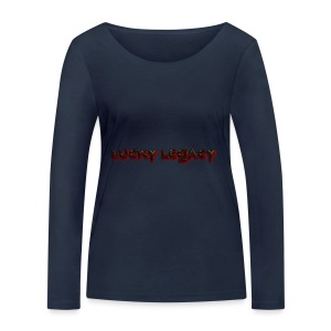 the 1st merch - Women's Organic Longsleeve Shirt by Stanley & Stella