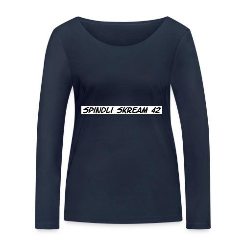 Spindli Skream's Shop - Frauen Bio-Langarmshirt von Stanley & Stella
