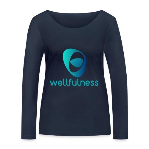 Wellfulness Original - Camiseta de manga larga ecológica mujer de Stanley & Stella