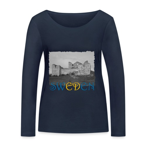 SWEDEN #1 - Frauen Bio-Langarmshirt von Stanley & Stella