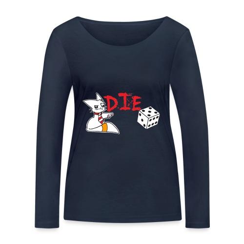 DIE - Women's Organic Longsleeve Shirt by Stanley & Stella