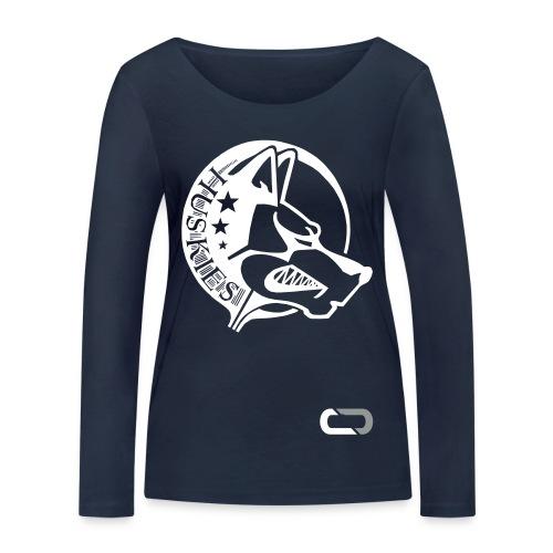 CORED Emblem - Women's Organic Longsleeve Shirt by Stanley & Stella