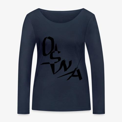 OSNA COMPANY - Ekologiczna koszulka damska z długim rękawem Stanley & Stella